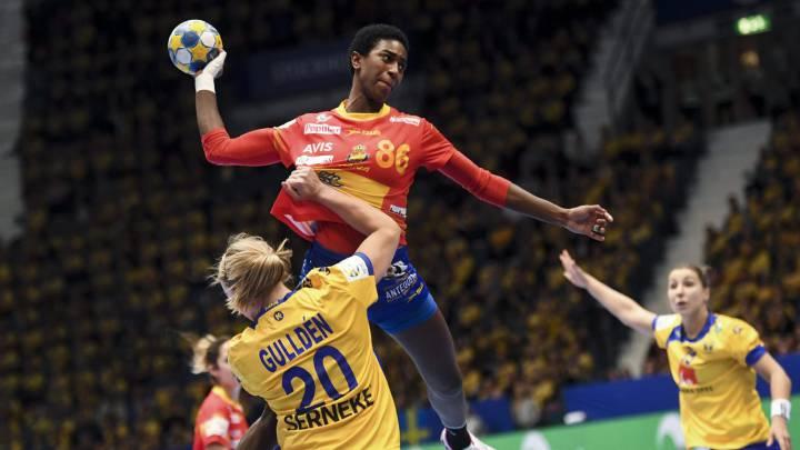 Las Guerreras le regalan a las suecas una victoria amplia