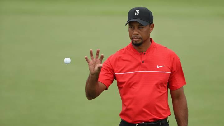 Tiger Woods acaba 15º en su regreso y líder de birdies (24)