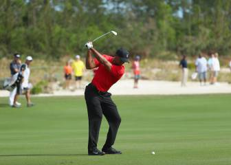 Tiger Woods sube 248 plazas y Jason Day continúa líder
