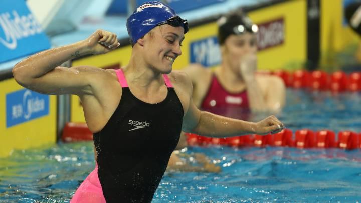 Mireia Belmonte y su idilio con los Mundiales de piscina corta