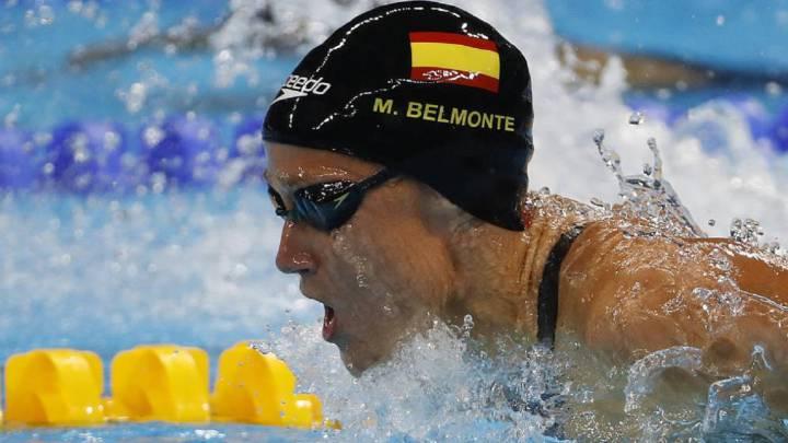 Mireia Belmonte tiene un secreto: la nutrición molecular