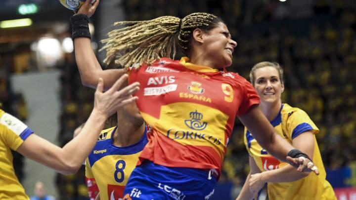 Marta Mangué es la capitana de las Guerreras