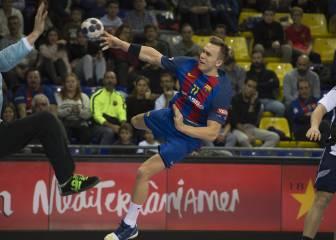 El Barça le marca siete goles a puerta vacía al Anaitasuna