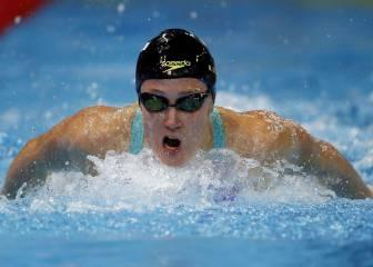 Mireia finaliza quinta en los 400 estilos, lejos de las medallas