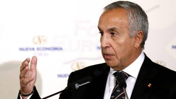 Blanco defiende al presidente de la Federación y su gestión
