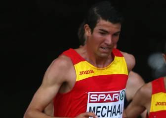 La IAAF levanta la suspensión a Mechaal y correrá el Europeo