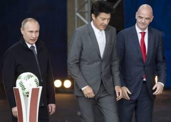 El dopaje también amenaza al Mundial de fútbol de Rusia