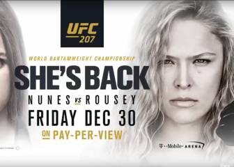 Ronda Rousey prepara su regreso con sed de venganza