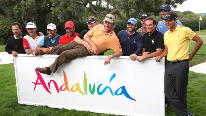 El Andalucía Masters vuelve en Valderrama al European Tour