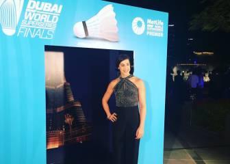 El nuevo reto de Carolina Marín: ser 'maestra' en Dubai