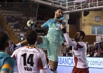 El Barcelona, primer finalista de la Copa Asobal en León