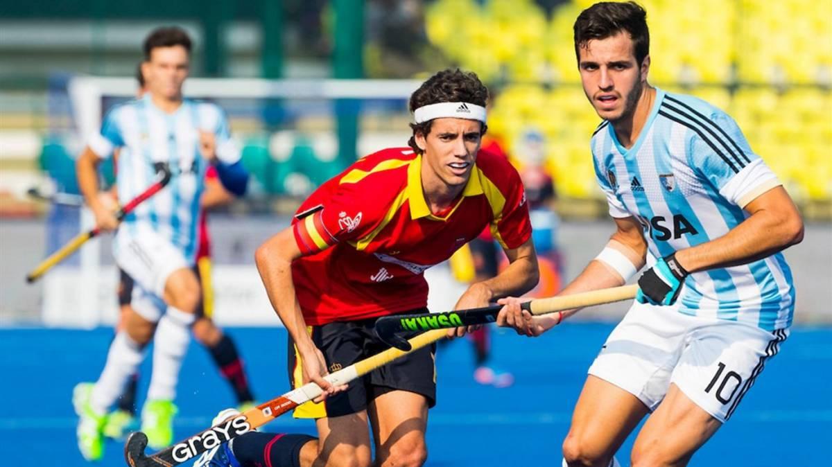 España termina sexta en el Mundial de hockey sub-21 - AS.com