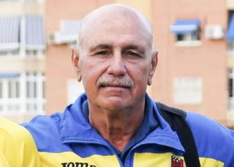 Miguel Angel Millán renovó su licencia de técnico en octubre