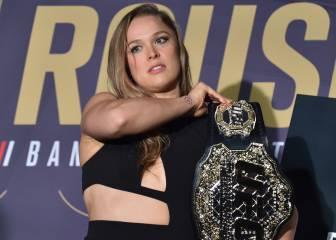 ¿Dónde está Ronda Rousey? Misterio antes del UFC 207