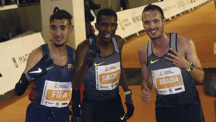 Amlosom batió a Fifa en un vibrante final en Vallecas