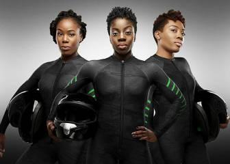 Tres nigerianas, a por el reto de Jamaica en los Juegos de 1988