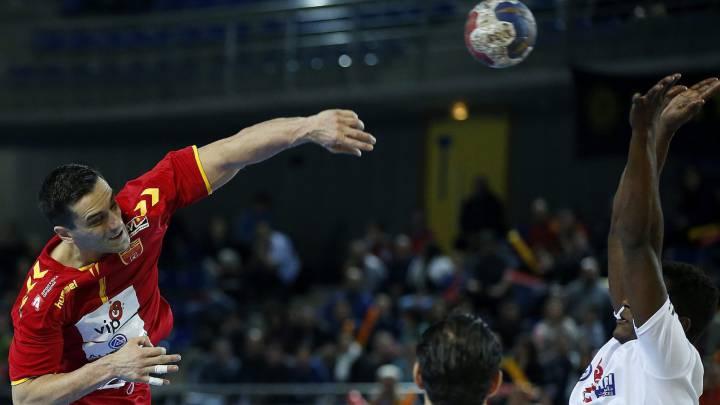 La docena de goles de Kiril Lazarov condena a Túnez