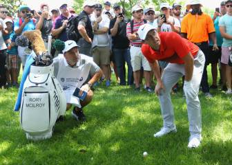 Rory McIlroy one behind leaders after Day 1 of South Africa Open