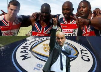Atletas británicos recuerdan el positivo de Pep tras el aviso de antidopaje al Manchester City