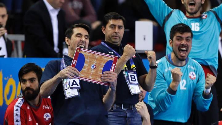 Triunfo histórico de Chile con Mateo Garralda en el banquillo