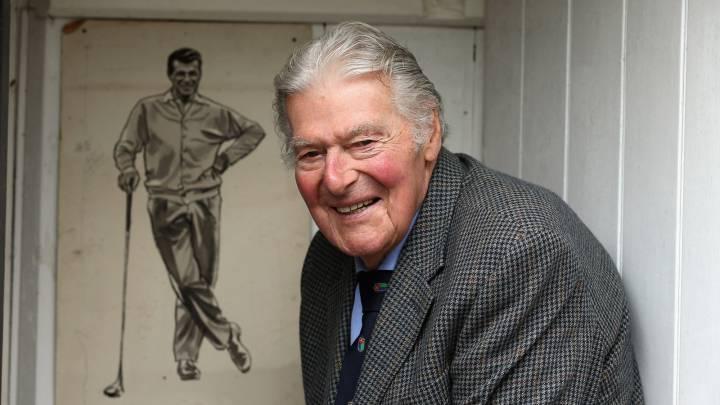 Fallece John Jacobs, referente de la enseñanza del golf español