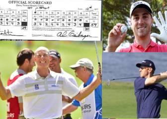 7 genios con tarjetas Sub-60 en el PGA: Mr. 59, Furyk, Thomas...