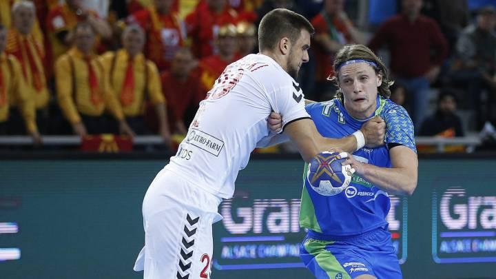 Eslovenia se confirma como el rival directo España en el B