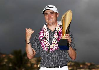 Justin Thomas bate en el Sony Open el mejor registro de PGA