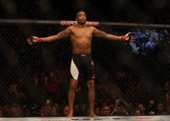 Anderson Silva: 'Quiero batir al 'enano' Conor McGregor'