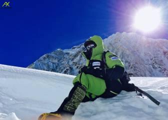 La expedición de Alex Txikon alcanza el Campo 1 del Everest