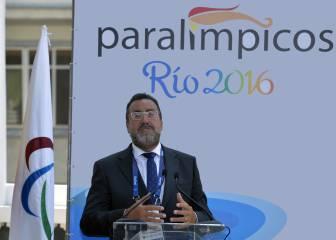 Carballeda seguirá al frente del Comité Paralímpico 4 años más