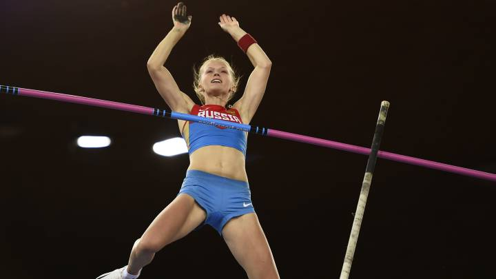 Tres atletas rusas solicitan competir como independientes
