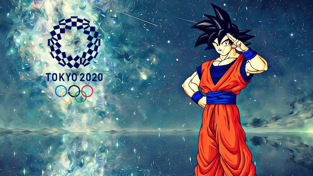 Son Goku Podria Ser Embajador De Los Juegos Olimpicos De Tokio As Com