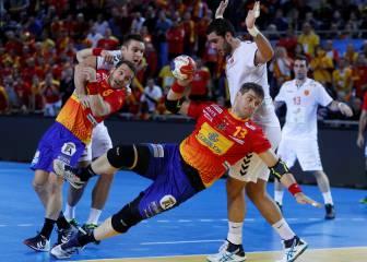 España - Eslovenia en directo online: Mundial de Balonmano