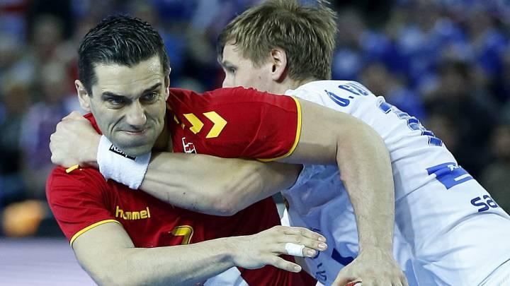 27-27. Tablas entre Macedonia e Islandia que les sirve a ambos