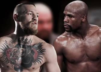 Mayweather se ríe de la oferta para pelear con McGregor... ¡y se ofrece Evander Holyfield!