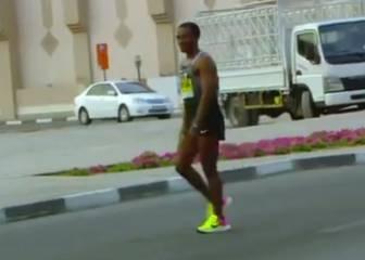 Bekele fracasa en su asalto al récord del mundo de maratón