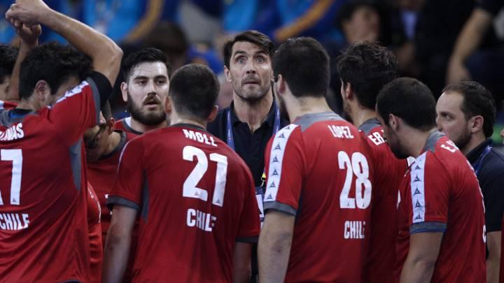 Chile depende de Hungría\r\npara estar en octavos de final