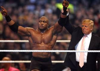 Donald Trump, el presidente que adora el golf, la WWE y a Nadal