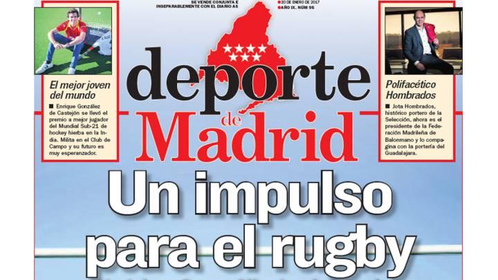 Deporte de Madrid: un impulso para el rugby femenino