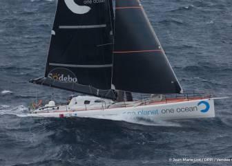 El español Didac Costa cruza el cabo de Hornos en 15º lugar