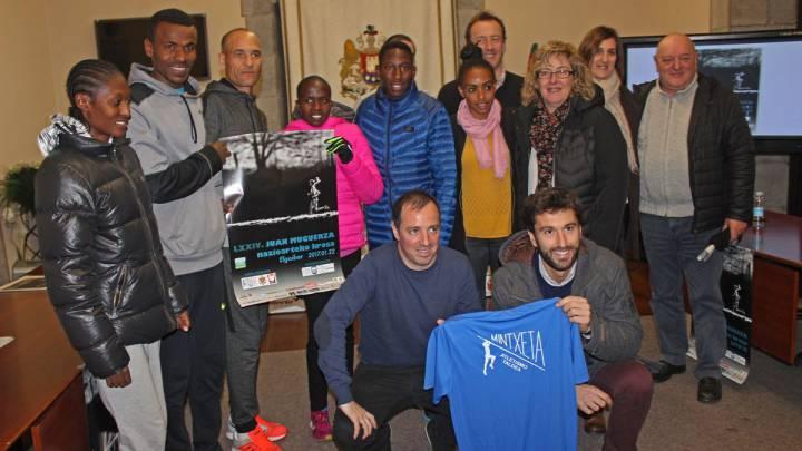 El cross de Elgoibar tendrá dos oros olímpicos: Kipruto y Jebet