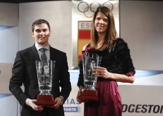 Beitia y Hortelano, mejores atletas españoles del año 2016