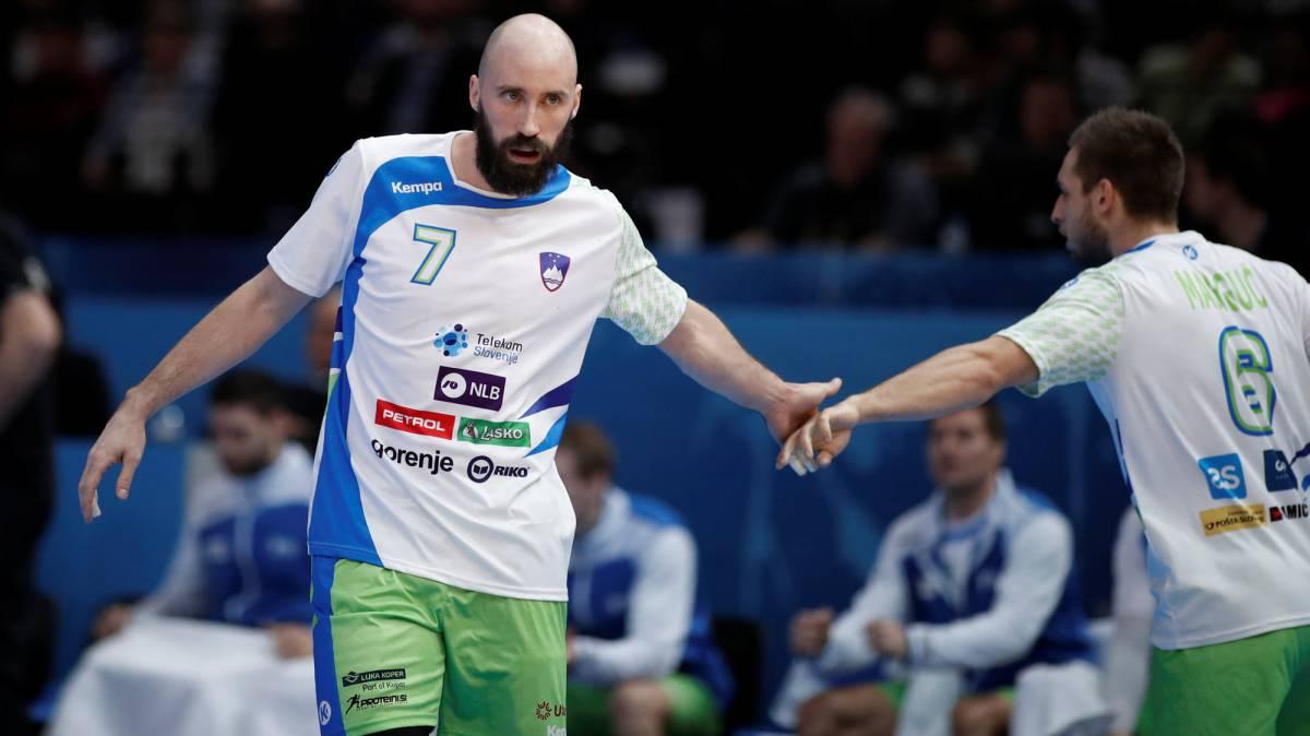 Caro bronce para Eslovenia:adiós al curso para Kavticnik
