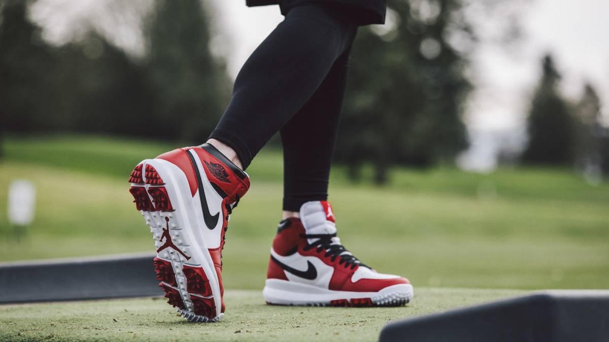 Tiger Woods y McIlroy podrían lucir las nuevas Air Jordan para el golf
