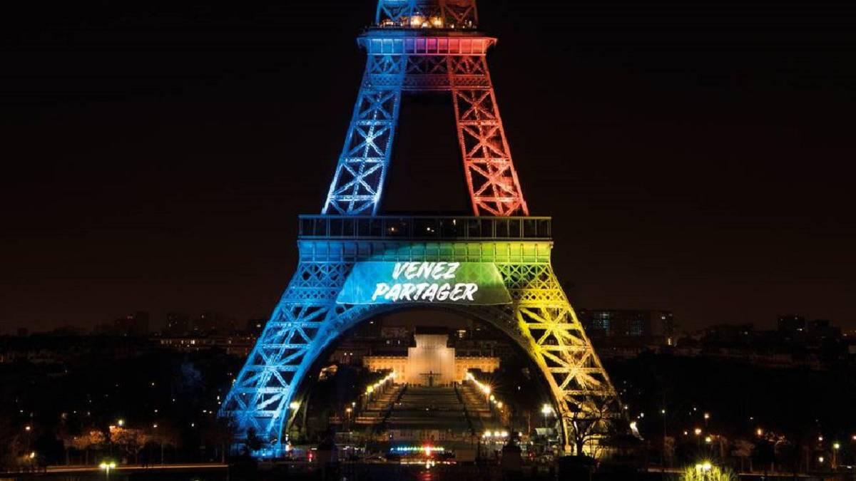 Olimpicos Mas De 50 Ciudades Apoyan La Candidatura De Paris 2024