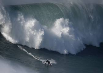 Why Nazaré's waves are only for the truly brave