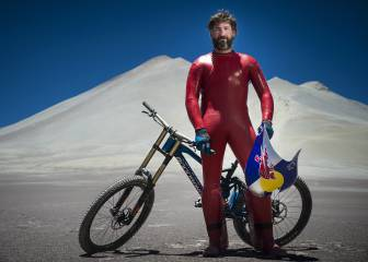 Max Stöckl, el rey del descenso extremo en mountain bike