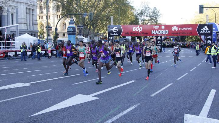 La Rock\'n\'Roll Madrid Maratón alcanza ya los 35.000 inscritos