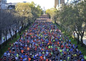 Rock 'n' Roll Maratón Madrid: a 2.000 inscripciones del récord